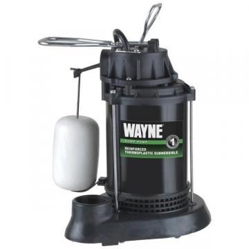 Wayne SPF33 1/3 HP Thermo Submersible Sump Pump