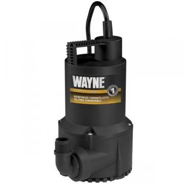 Wayne RUP160 1/6 HP Submersible Continuous Duty Utility Pump