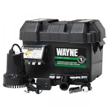 Wayne ESP15 Emergency Battery Pump