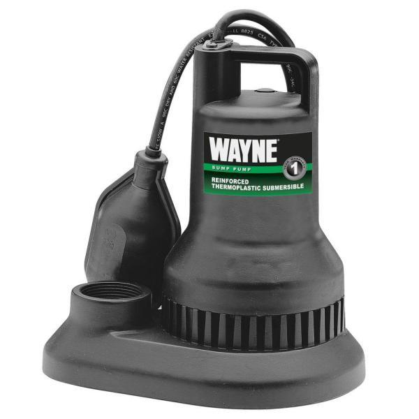 Wayne WST40 Submersible Sump Pump