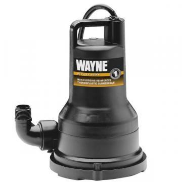 Wayne VIP15 1/5 HP Submersible Utility Pump