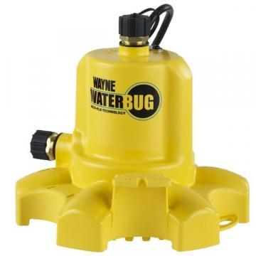 Wayne WWB WaterBUG 1/6 HP Submersible Utility Pump With Multi-Flo Technology