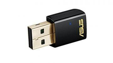 ASUS USB-AC51 Dual-Band Wireless-AC600 Wi-Fi Adapter