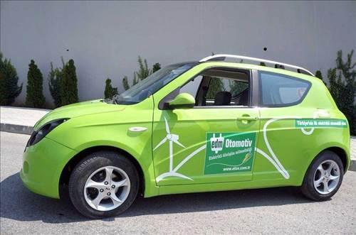Etox E-V electric car