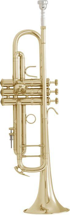 Bach Professional Model LT18037 Bb Trumpet