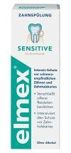 Elmex Sensitive Mouthwash with Amine Flouride 400 ml