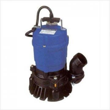 Tsurumi HSZ2.4S-62 Semi-Vortex Submersible Trash Pump with Agitator