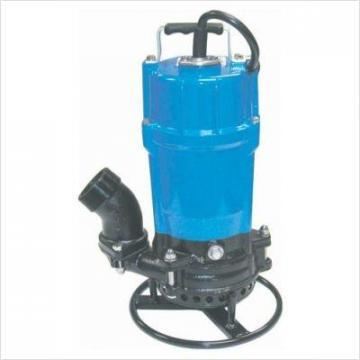 Tsurumi HSD2.55S-61 Semi-Vortex Submersible Trash Pump with Agitator