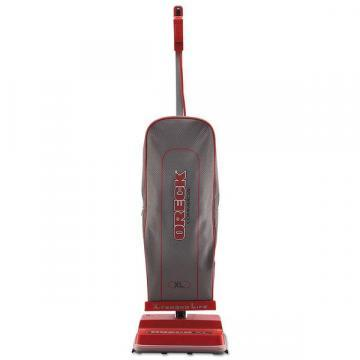 Oreck U2000RB Upright Vacuum, AirFlow 108cfm, FineFilter