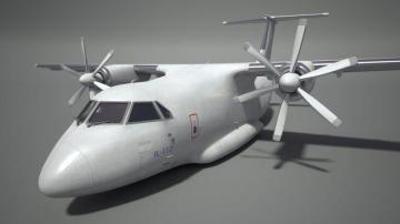 Ilyushin Il-112 military transport aircraft