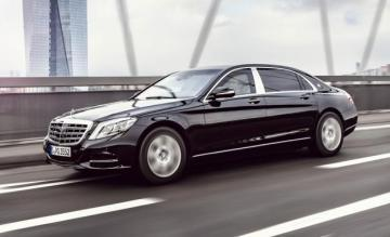 Mercedes-Maybach S 600 Luxury Car
