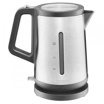 Krups BW442D50 Control Line Stainless Steel 1.7-liter Electric Kettle