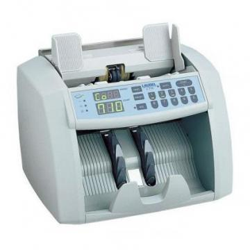 Laurel J-717 Friction Currency Counter