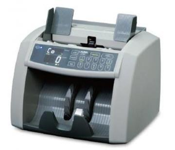 Laurel J-757 Friction Currency Counter