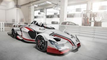 Tramontana Car V12 5.5L bespoke sports car