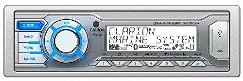 Clarion M505 Marine Digital Media Receiver with Bluetooth