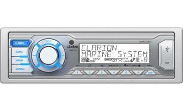 Clarion M205 Marine Digital Media Receiver