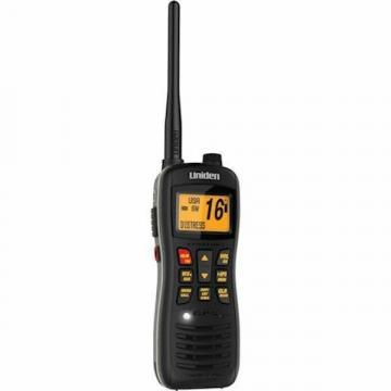 Uniden MHS235 Handheld two-way Floating Marine Radio