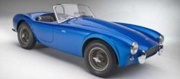 AC Cobra Mk I Legacy Edition sports car