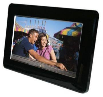 "Mustek PFA850 8.5"" Digital Photo Frame"