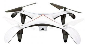 Silverlit Xcelsior Drone Vehicle with Camera, White, 12""
