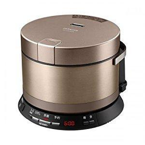 Hitachi RZ-CSVS2M-T 0.36L Portable Rice Cooker