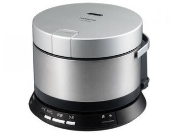 Hitachi RZ-VS2M S Rice Cooker, Silver