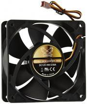 Scythe Ultra Kaze 120x38mm Case Fan