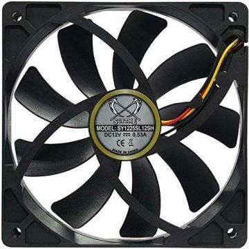 Scythe Slip Stream 120mm 3-Pin Case Fan