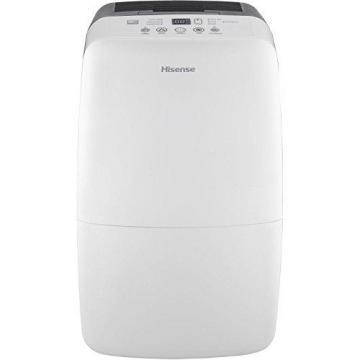 Hisense DH-50KP1SDLE 50-Pint Dehumidifier with Built-In Pump