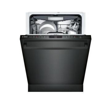 "Bosch SHXM78W56N 800 Series 24"" Bar Handle Dishwasher"