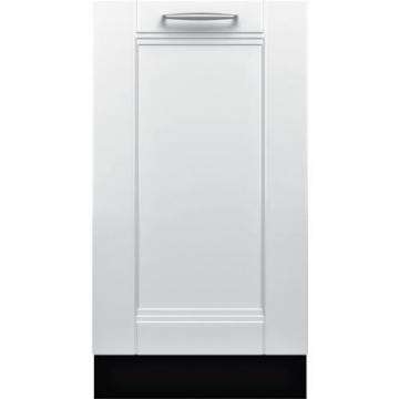 "Bosch SPV68U53UC 800 Series 18"" Panel Ready Dishwasher"