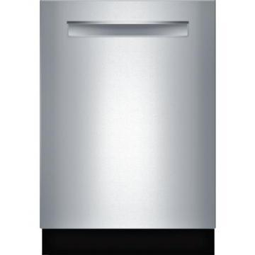"Bosch SHPM98W75N 800 Series 24"" Pocket Handle Dishwasher"