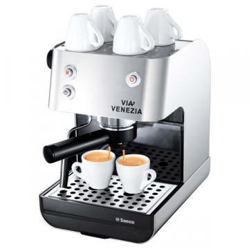 Philips Saeco RI9367/47 Via Venezia Manual Espresso Machine