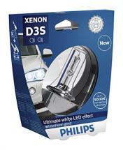 Philips WhiteVision Xenon Headlight Bulb D3S Gen2