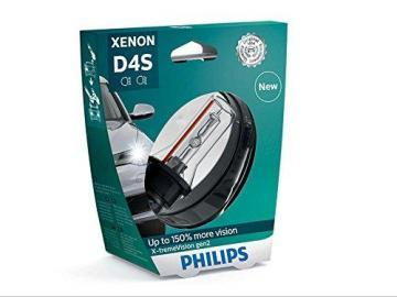 Philips X-tremeVision Xenon Head Lamp D4S Gen2
