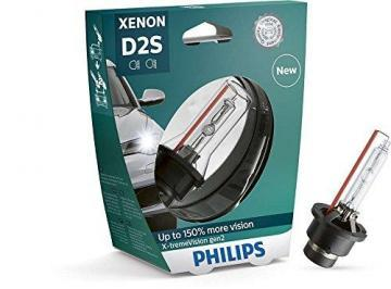 Philips X-tremeVision Xenon Head Lamp D2S Gen2