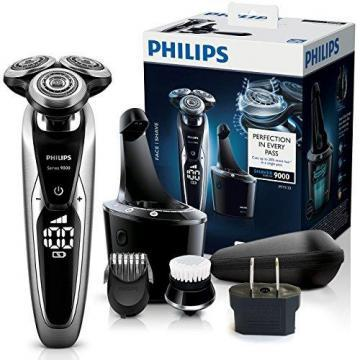 Philips 9000 Series S9711/33 Electric Shaver Wet & Dry with SmartClean