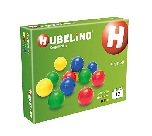 Hubelino Marble Run - Set of 12 Marbles