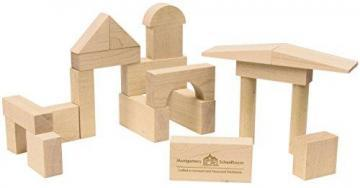 Maple Landmark My First Wooden Block Set