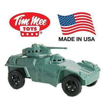 Tim Mee Green Armored Car Military Scout Vehicle