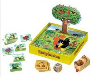 HABA Little Orchard - A Cooperative Memory Game