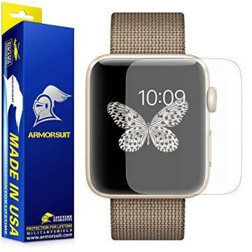 ArmorSuit MilitaryShield Anti-Glare Screen Protector for Watch 42mm