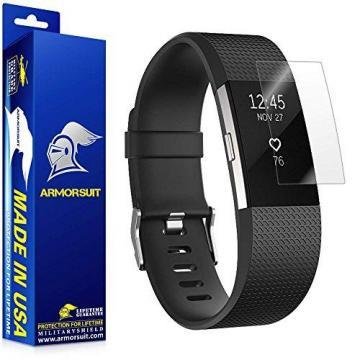 ArmorSuit MilitaryShield Fitbit Charge 2 Screen Protector