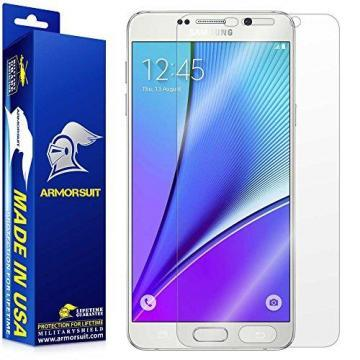 ArmorSuit MilitaryShield Galaxy Note 5 Screen Protector