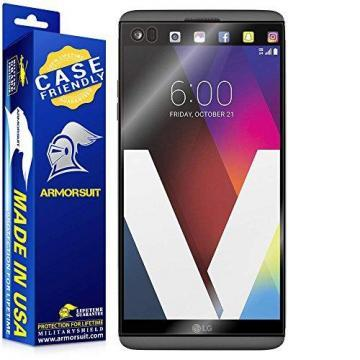 ArmorSuit MilitaryShield LG V20 Case Friendly Screen Protector