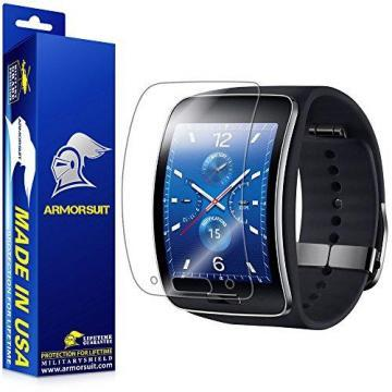 ArmorSuit MilitaryShield Gear S Smartwatch Screen Protector