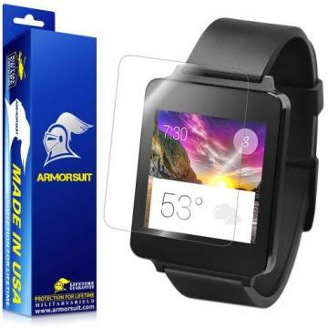 ArmorSuit MilitaryShield LG G Watch Screen Protector