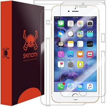 Skinomi TechSkin iPhone 7 Plus Screen Protector + Full Body