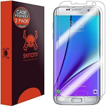 Skinomi TechSkin Galaxy S7 Edge Screen Protector